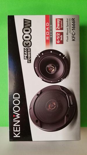 Kenwood Road Series 6-1/2 inch 2way Speaker New&Sealed for Sale in San Diego, CA