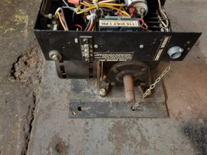 Motor for a garage door or gate for Sale in Dallas, TX