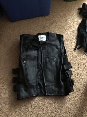 Motorcycle vest for Sale in Crofton, MD