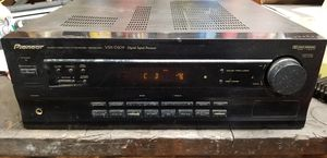 pioneer vsx-d209 a/v receiver for Sale in Valley View, OH