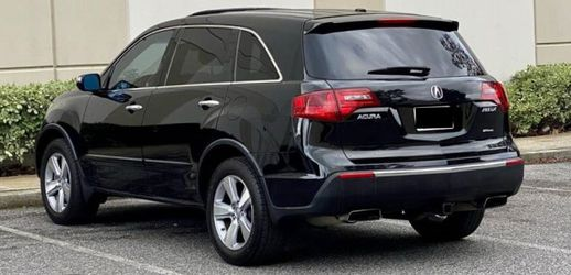 Best Deal 2O12 Acura MDX SUV 3.7L Nothing Wrong AWDWheels One Owner🍁wfevfs for Sale in Baltimore,  MD