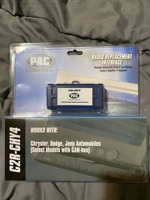 Radio harness C2R-Chy4 for Sale in TX, US