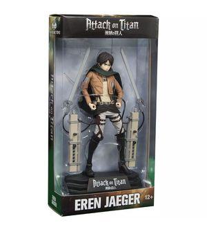 "Eren Jaeger - Attack On Titan - McFarlane Toys 7"" Figure Color Tops #32 - NEW!! for Sale in Miami, FL"
