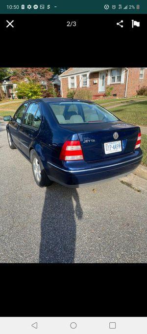 2005 VW JETTA for Sale in Norfolk, VA
