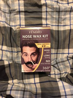 Nose wax kit for Sale in Riverdale, IA