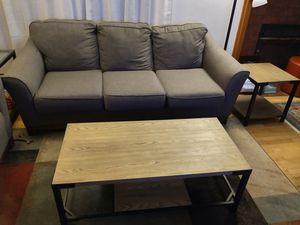 Sofa, coffee table & side table combo for Sale in Glendale, CA