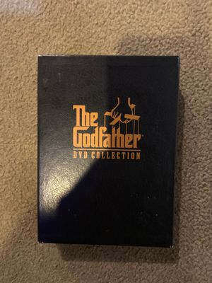 THE GODFATHER DVD COLLECTORS VOLUME for Sale in Philadelphia, PA