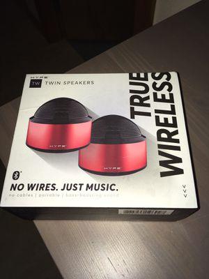Wireless Bluetooth speaker for Sale in Kirkland, WA