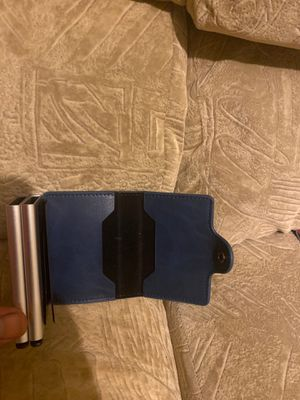 Credit Card holder & Wallet for Sale in Tyler, TX