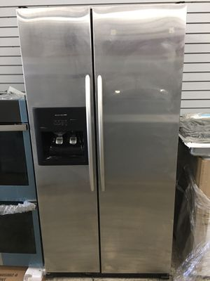 Kitchen aid side by side refrigerator for Sale in Mission Viejo, CA