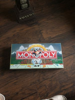 Limited edition Monopoly Deluxe board game for Sale in San Diego, CA