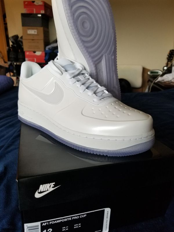 192f723685b0d Nike Air Force 1 Foamposite Pro Cup