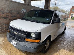 2005 Chevrolet express van for Sale in Dallas, TX