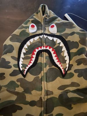Multi Color Bape Hoodie Authentic for Sale in Los Angeles, CA