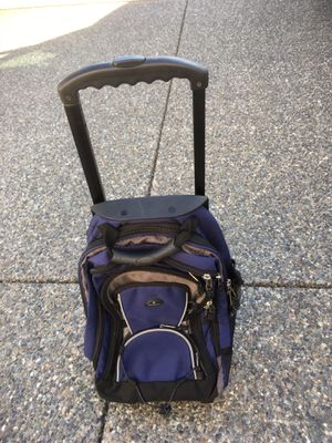 Samsonite Backpack with wheels for Sale in Kent, WA