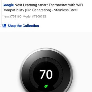 Nest Thermostat for Sale in Plant City, FL