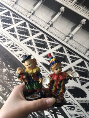 Clown Circus (2 pieces) for Sale in San Diego, CA