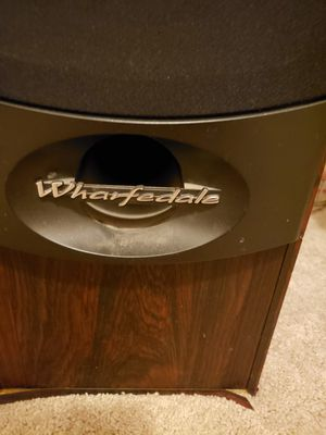 Wharfedale Speakers + for Sale in Glendale, AZ