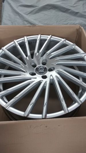 "22"" Lexani WRAITH wheels - Bentley BMW Mercedes Audi RIMS for Sale in Seal Beach, CA"