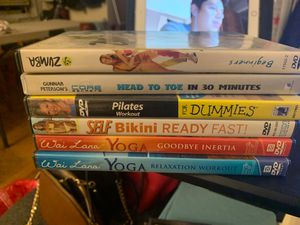 Assorted Workout DVDs for Sale in Queens, NY