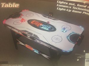 "Triumph 54"" Fire Vs Ice Air Hockey Table for Sale in New York, NY"