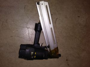 Campbell and Hausfeild air powered nail gun for Sale in Westland, MI