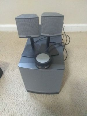 Bose companion lll series ll for Sale in Miami, FL