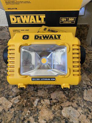 Dewalt 20v 2000 Lumens LED light for Sale in Lodi, CA