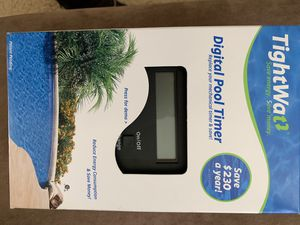 Electric pool timer new in box for Sale in Tempe, AZ