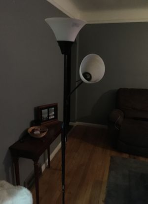 Tall floor lamp for Sale in Detroit, MI