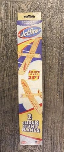 """New In Box Jetfire 2 Glider Stunt Planes Soars Over 25"""" Kids Toddler Boys Family Time Game for Sale in Chapel Hill, NC"""