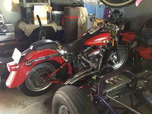 06 Screaming Eagle Fatboy Harley Davidson for Sale in Riverside, CA