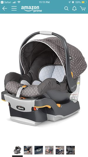 Chicco key fit infant car seat with base for Sale in Aurora, CO