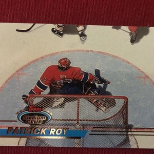 1993 1994 series 2 Topps stadium club Super premium picture cards hockey for Sale in Harrison, NY