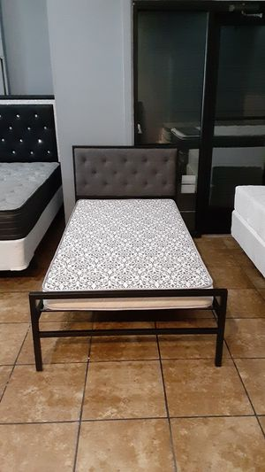 Twin bed with mattress included for Sale in Phoenix, AZ