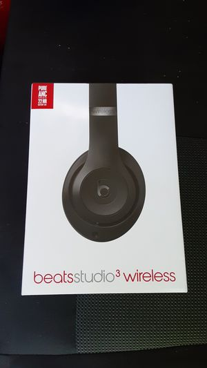 Beats studio 3 wireless headphones for Sale in Las Vegas, NV