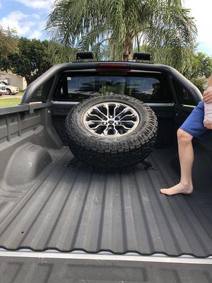 Colorado 2015-2019 In Bed Spare Tire Mount for Sale in Pompano Beach, FL