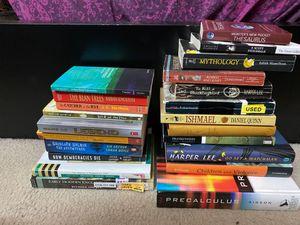 Pile of Books for Sale in Wheaton, IL
