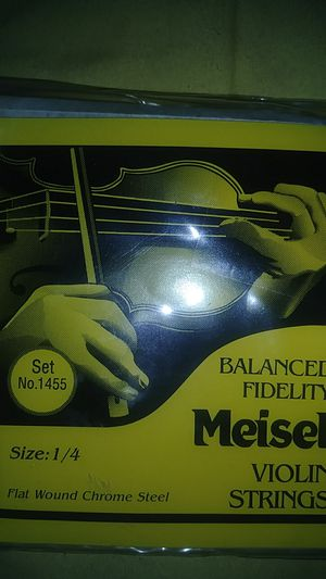 Violin Strings for Sale in Southington, CT