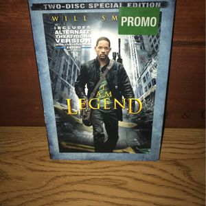 I Am Legend DVD for Sale in Manchester, CT