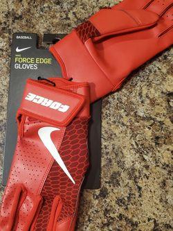 Nike Force Edge Batting Gloves for Sale in Overland Park,  KS