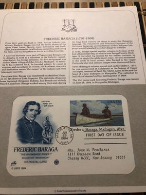 Lot of 10 First Day Issue Postal Cards On a Story Card Preowned From an Estate (Pack-47) for Sale in Berlin, NJ