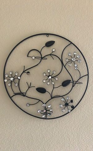 Wall decor candle holder for Sale in Palm Desert, CA
