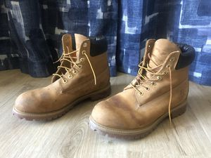 Men's Timberland Work Boots size 10 for Sale in Menlo Park, CA