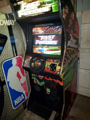 Fast and The Furious arcade game for Sale in Fresno, CA