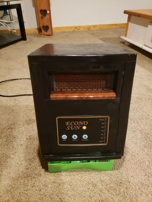 Econo sun heater for Sale in Tomahawk, WI