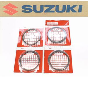 Suzuki 4x Piston Rings Ring Kit Set 01-04 GSX-R1000 GSXR 1000 #R129 for Sale in Pompano Beach, FL