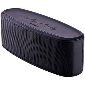 (77071) Blackweb Premium Bluetooth Dual Passive Subwoofers Portable Speaker for Sale in Houston, TX