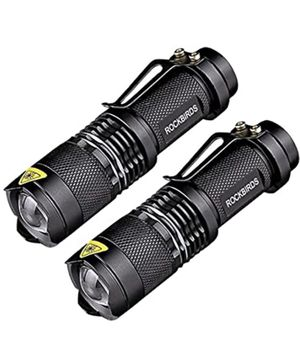 2 pack flashlights for Sale in Gilbert, AZ