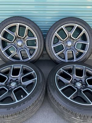"Ram 1500 Factory 22"" Wheels for Sale in Fontana, CA"